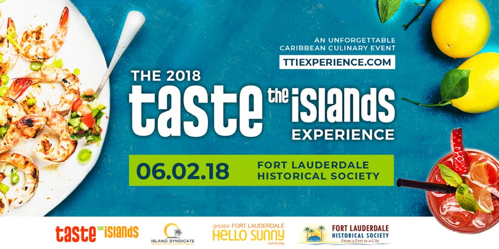 Yellow Cab of Broward is the official Transportation Provider of the 2018 Taste the Islands Experience event!